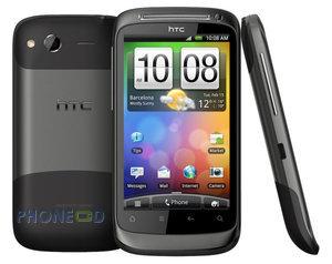โทรศัพท์ HTC Desire S