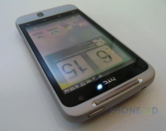 รูป 7 มือถือ HTC Salsa