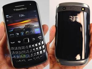 ภาพถ่ายมือถือใหม่ Blackberry Curve 9370