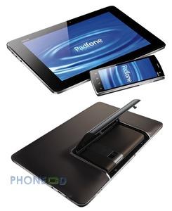 มือถือแท็บเล็ต Asus Padfone