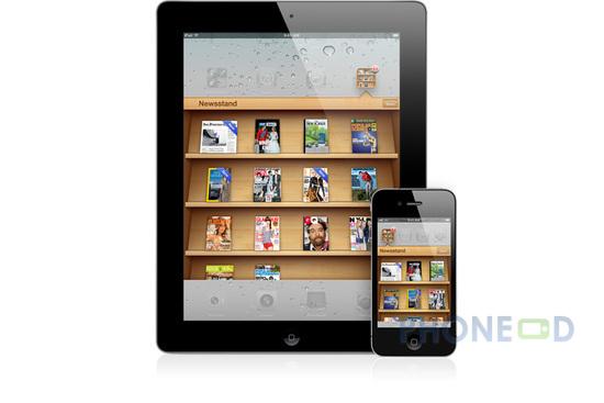 รูป 4 ข้อมูลระบบปฏิบัติการ iOS 5 สำหรับ ไอโฟน, ไอแพด และ ไอพอดทัช
