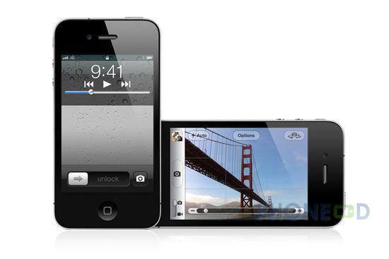 รูป 7 ข้อมูลระบบปฏิบัติการ iOS 5 สำหรับ ไอโฟน, ไอแพด และ ไอพอดทัช