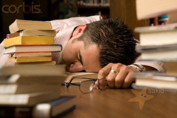 ผลจากการอดนอน