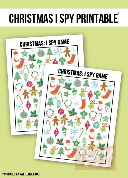 รูป 3 เกมส์สปายสนุกๆ ดาวน์โหลดเล่นวันคริสต์มาส