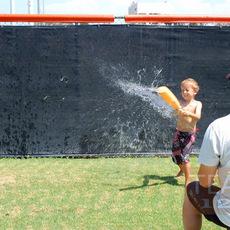 เกมส์ตีลูกบอลน้ำ สนุกๆ กิจกรรมนอกบ้าน